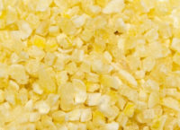 Лимонная корочка засахаренная кубиками 6×6мм