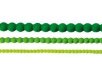 Бордюр силиконовый для мастики 290×50 ST01 бусинки_1