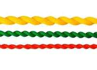 Бордюр силиконовый для мастики 290×50 ST02 косички_1