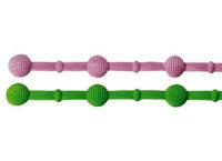 Бордюр силиконовый для мастики 290×50 ST03 бусины_1