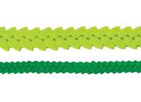 Бордюр силиконовый для мастики 290×50 ST05 колосок_1