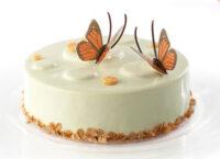 Глазурь для покрытия тортов CARAVELLA Cake White Белый шоколад