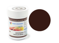Краситель гелевый 35г WSG-076 Шоколадный