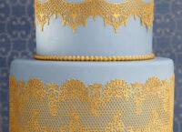 Коврик силиконовый для кружевного декора (айсинга) 135x368 SMD102-torta