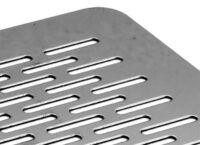 Решетка из нержавеющей стали для декора GD5