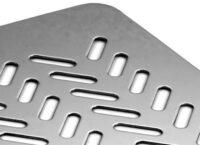 Решетка из нержавеющей стали для декора GD6