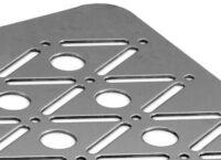 Решетка из нержавеющей стали для декора GD7