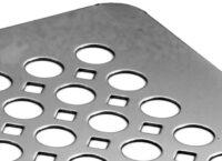 Решетка из нержавеющей стали для декора GD8