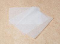 Пергамент в листах с двусторонней силиконизацией белый