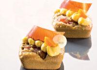 Форма силиконовая для десертов FF04-FF4304