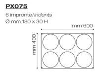 Форма силиконовая PX075