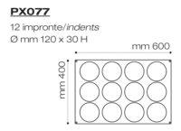 Форма силиконовая PX077
