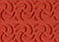 Коврик силиконовый бордюрный для мастики 400×600 TB01 узор