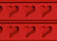 Коврик силиконовый бордюрный для мастики 400×600 TB06 узор
