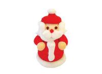 Сахарное украшение Дед Мороз