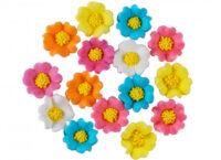 Сахарное украшение Набор Полевые цветы