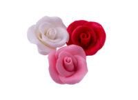 Сахарное украшение Набор Розы маленькие ПРЕМИУМ