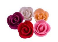 Сахарное украшение Набор Розы средние
