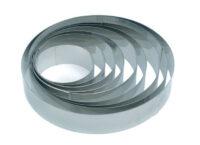 Форма металлическая для тарты круглая