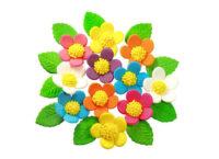 Сахарное украшение Набор Весенние цветы