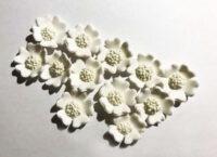 Сахарное украшение Набор Жасмин белый