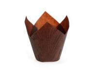 Форма Тюльпан коричневый