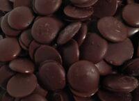 Шоколад натуральный Ariba Fondente Dischi 60