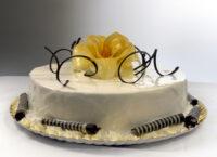 ГлазурьMirall CIOCCOLATO BIANCO белый шоколад пример использования