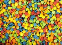Посыпка кондитерская сахарная 1кг Конфетти мини №1