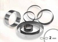 Кольца алюминиевые