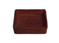 Тарталетка Премиум 80x80 с какао