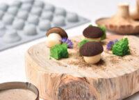 Форма силиконовая для десертов 28x29 h27 GG025 MUSHROOM Гриб