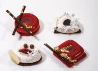 Формы силиконовые для десертов GG020 и GG021 изделия