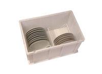 Пластиковый контейнер для серии Europa Containers на 32 тарелки GRIGLIA 32