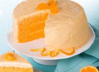 Смесь-концентрат для теста «Апельсиновая»