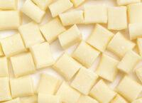 Шоколад натуральный Ariba Bianco Chunks Ариба белый кусочки 8x8x6мм