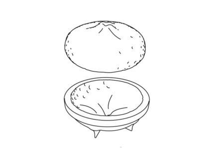 Форма силиконовая для муссовых тортов d180 h70 KE057S CITRON_1