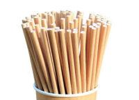 ECO STRAW 195 Трубочки бумажные2